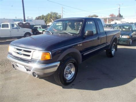 how to sell used cars 1997 ford ranger free book repair manuals sell used 1997 ford ranger no reserve in orange california united states