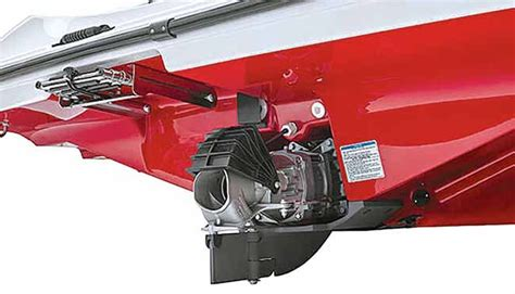 yamaha jet boat nozzle boat propulsion systems boatus magazine