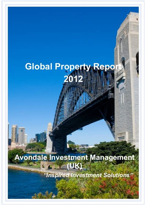 global property management global property report 2012
