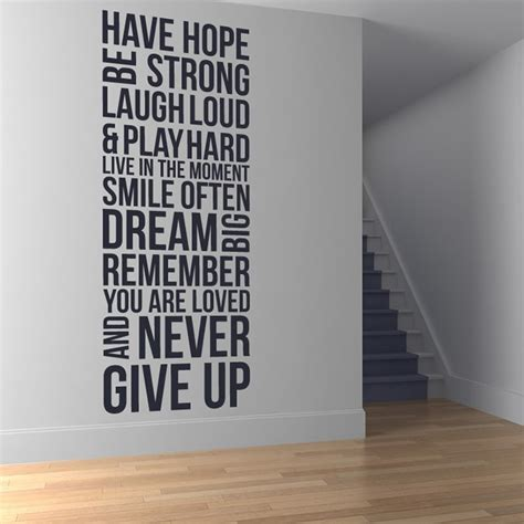 wall sticker quotes uk family quote wall stickers uk image quotes at relatably