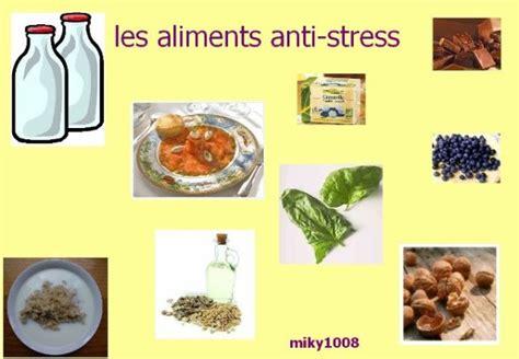 alimenti antistress huit aliments anti stress faciles 224 consommer au quotidien