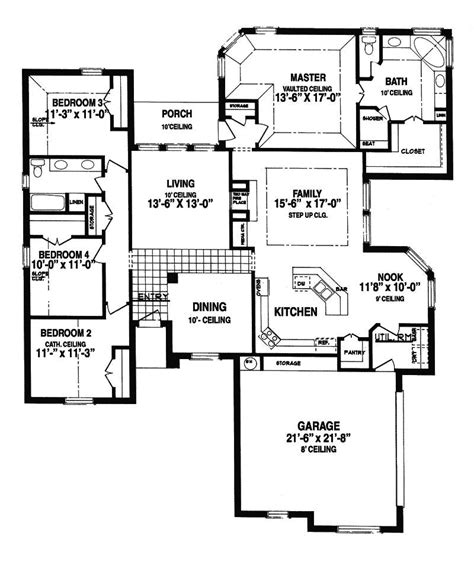 easely greek revival ranch home plan 023d 0018 house plans home plans and more 28 images marvelous home plans and