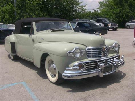 lincoln continental 1946 1946 lincoln continental for sale classiccars cc