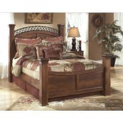 timberline poster king bed