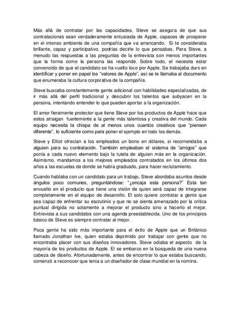Resumen Libro Los Secretos De Steve Por Capitulos by Los Secretos De Steve Resumen Libro Los Secretos De
