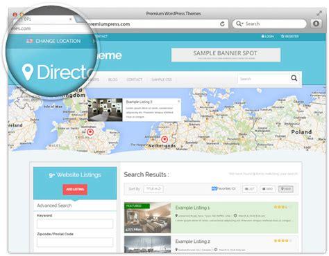 google themes location wordpress directory theme premiumpress themes