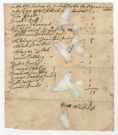 Accomack County Court Records Treasure In The Attic Accomack County Colonial Era Records