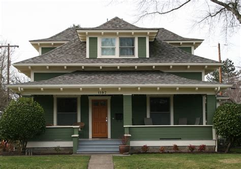 arts and crafts style homes house style and plans