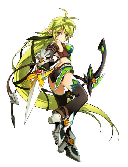 Lu Sorot Untuk Shooting elsword chung shooting guardian foto 2017