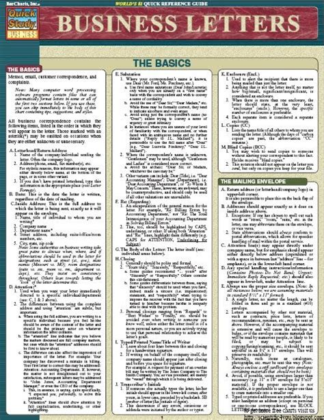 business letters books free free book series barcharts quickstudy business