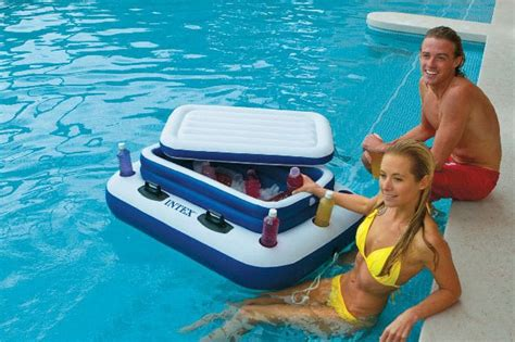 swimming pool cooler 37 ingenious pool floats for adults