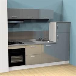 meuble cuisine 233 quip 233 e pas cher cuisine en image