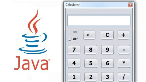 calculator java app java calculator app development tutorial 2 swing gui