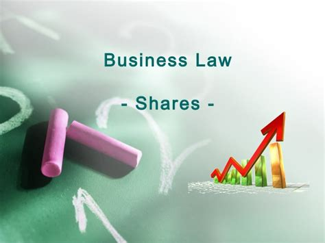 Business Legislation Mba by Shares Mba