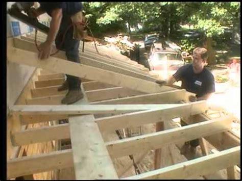 framing a hip roof porch framing the porch roof