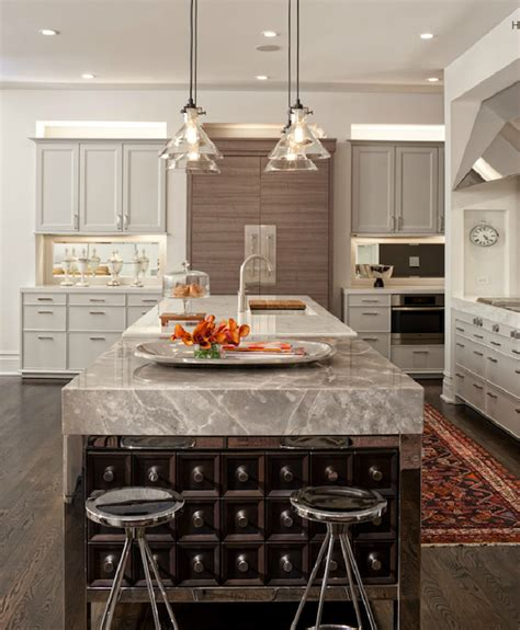 Built In Wine Racks For Kitchen Cabinets Built In Wine Rack Transitional Kitchen Bhg