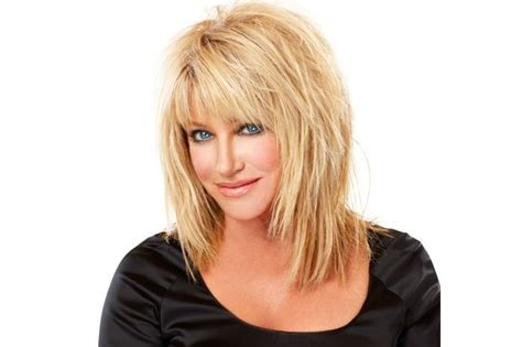 suzanne somers hair dye 1000 ideas about layered bangs hairstyles on pinterest