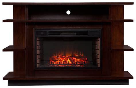 Best Electric Fireplace Free Sei Sei Granville Media Electric Fireplace Brown Fe9031 Best Buy