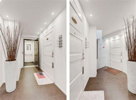 flur obergeschoss gestalten skandinavisch wohnen eine spektakul 228 re penthousewohnung