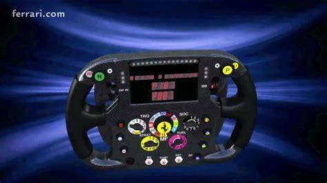 il volante descrizione volante della f14 t