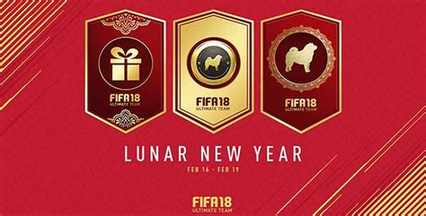 lunar new year list fifa 18 new year offers guide discounted packs