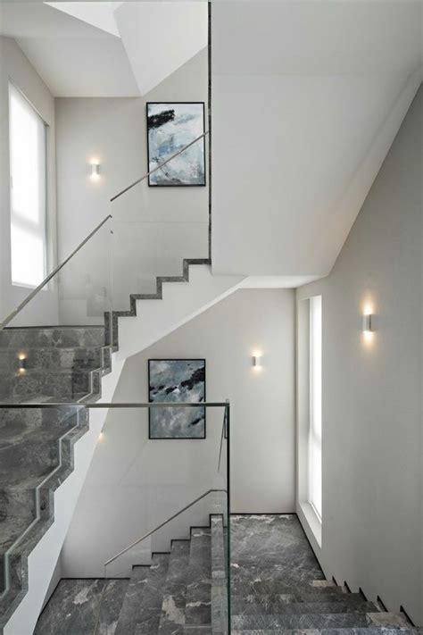 decoracion de pasillos de escaleras lisa em baixo escaleras pasillos pinterest