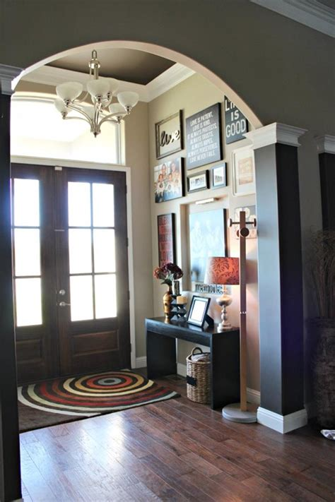 entryway decorating ideas  small area  viral decoration