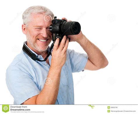 Camera Man Hobby Stock Photo   Image: 28932790