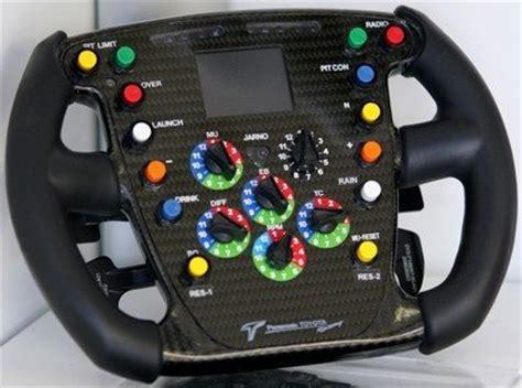 volante formula uno volante toyota f1