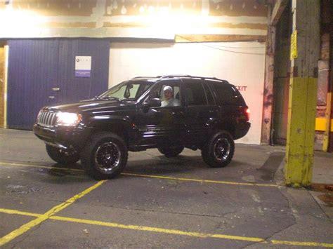 2004 Jeep Grand Lift Kit 302 Found