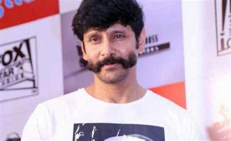 handlebar mustache actor vikram s handlebar moustache look for his next