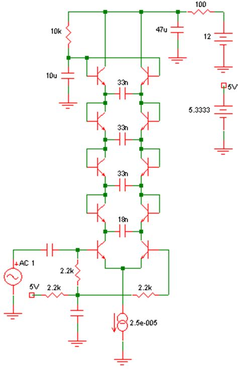 diode ladder filter schematic tim stinchcombe diode ladder filters including the pretension to 18db