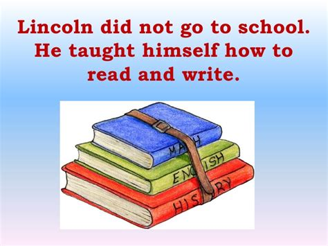 what school did abraham lincoln go to as a child abraham lincoln