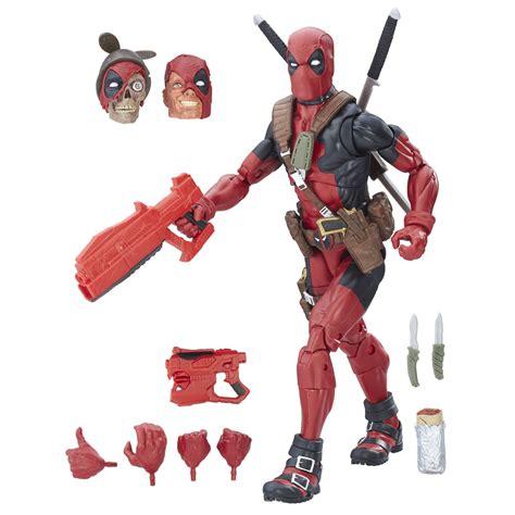 figure 12 inch marvel legends series deadpool 12 inch figure for