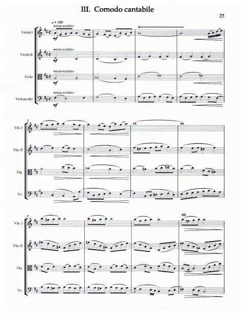 michel bosc string quartet
