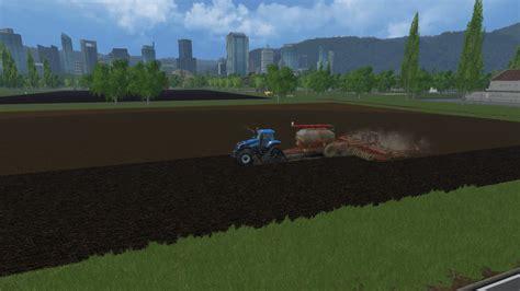 Ls 15 Werkstatt Mod by Arens Field V2 0 Map Multifruit Farming Simulator 2015