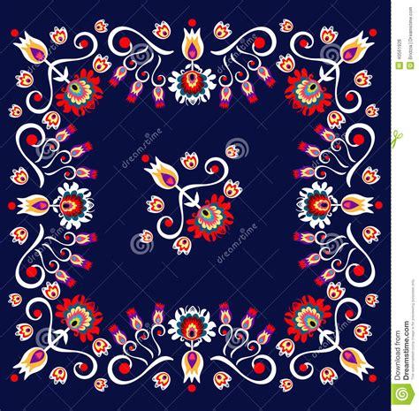 pattern design inspiration polish design inspiration stock vector image 40561928