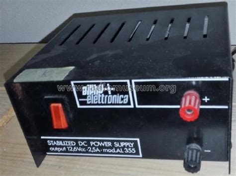 alpha elettronica alimentatori stabilized dc power supply al 355 power s alpha elettronica