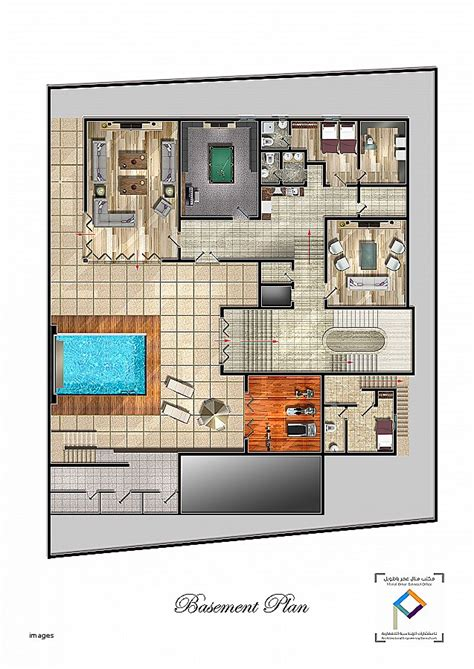 eplans new american house plan incredible indoor pool astonishing house with pool plans photos best