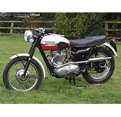 Memorable Motorcycle Triumph TR6  Yellow Biker