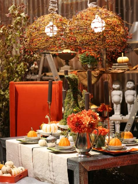 Fall Decorating Ideas For The Home 30 Beautiful And Cozy Fall Dining Room D 233 Cor Ideas The Home Touches