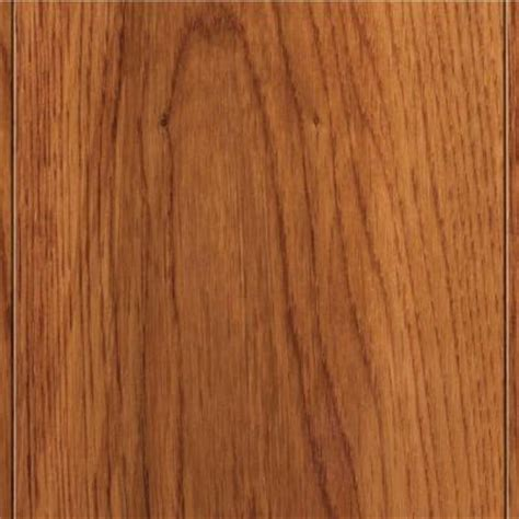 home legend high gloss oak gunstock engineered hardwood