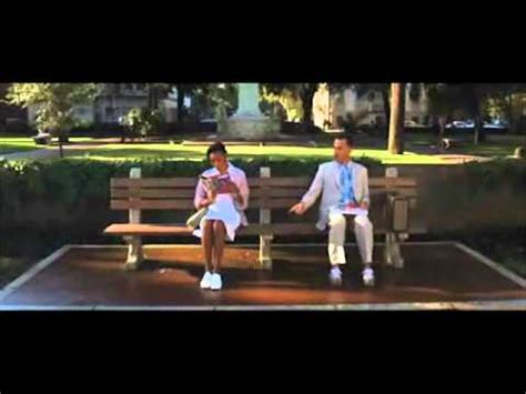 Forrest Gump On Bench Forrest Gump Quot Life Is Like A Box Of Chocolate Quot Youtube