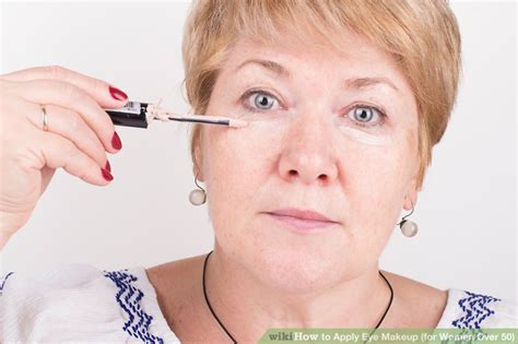 make overs of women over 50 how to apply eye makeup for women over 50 with pictures