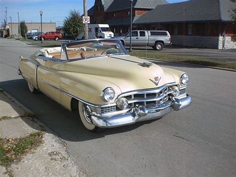 1951 Cadillac Convertible by 1951 Cadillac Convertible Cadillac History 1902 Today