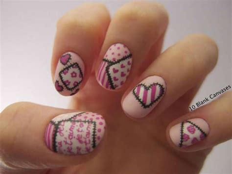 imagenes de uñas decoradas ultimas tendencias u 241 as decoradas nuevas tendencias imagui