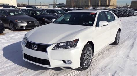 lexus gs 350 luxury package 2014 lexus gs 350 awd luxury package review