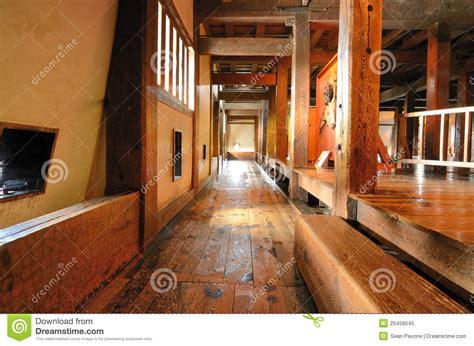 vestibulo en japones vest 237 bulo japon 233 s del castillo foto de archivo libre de