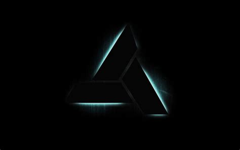 wallpaper black triangle assassins creed logos triangle black background