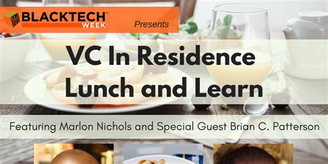 how to be a vc learn from top silicon valley investors about how they become vcs books refresh miami vc in residence lunch learn with brian c